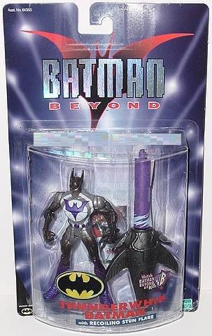 Batman Beyond Thunderwhip Batman w/ Recoiling Stun Flare