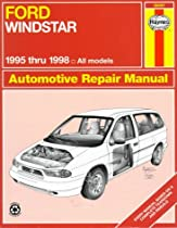Ford Windstar Automotive Repair Manual: Models Covered : All Ford Windstar Models 1995 Through 1998 (Hayne's Automotive Repair Manual)