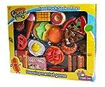 Bana Toys Play Food Set (26 Pieces)