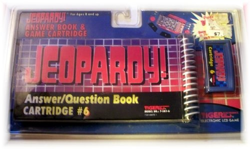 jeopardy-answer-question-book-cartridge-6-for-electronic-lcd-handheld-game-by-tiger