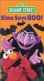 Sesame Street - Elmo Says Boo  [Import]