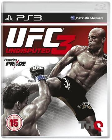 UFC 3 - Limited Edition (PS3) [Importación inglesa]