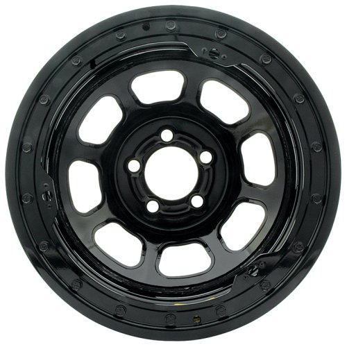 Bassett Wheel D-Hole Lightweight Beadlock Black