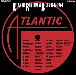 Atlantic Rhythm And Blues (8cds)