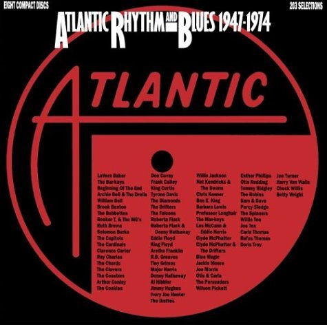 Various Artists - Atlantic Rhythm And Blues 1947-1974- Volume 2, 1952-1954 - Zortam Music