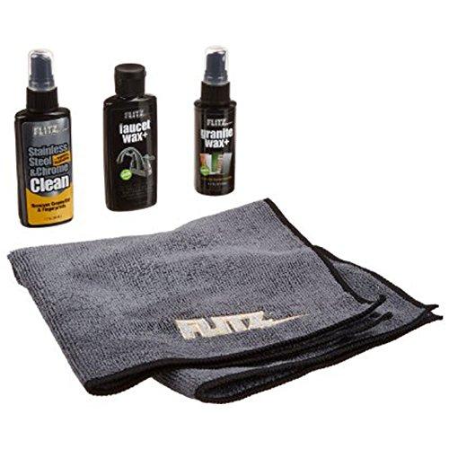 Flitz Kb 41506 Kitchen And Bath Care Kit, Small