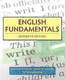 English Fundamentals (16th Edition) (Mywritinglab)