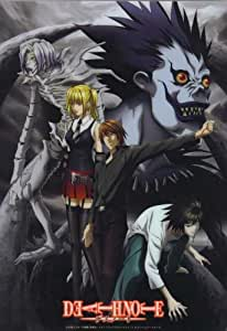 Death Note Plakat Movie Poster (27 x 40 Inches - 69cm x 102cm) (2006) Japanese B