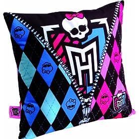 Cojín cushion Muñecas Monster High menos de 20 euros Less than 30$ dolls Monster High
