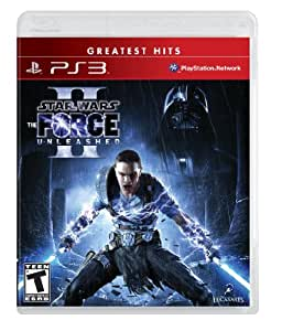 Star Wars: The Force Unleashed 2 - PlayStation 3 Standard Edition