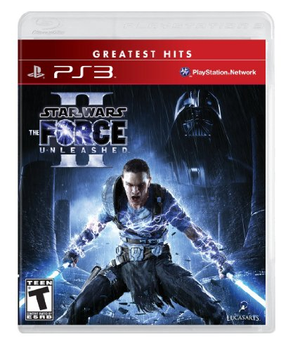 Star Wars: The Force Unleashed II - Playstation 3 (Star Wars Games For Ps3 compare prices)