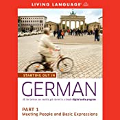 Starting Out in German, Part 1: Meeting People and Basic Expressions | Living Language