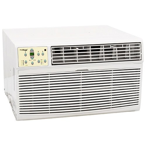 Koldfront 12 000 btu through the wall heat cool air for 12000 btu window ac with heat