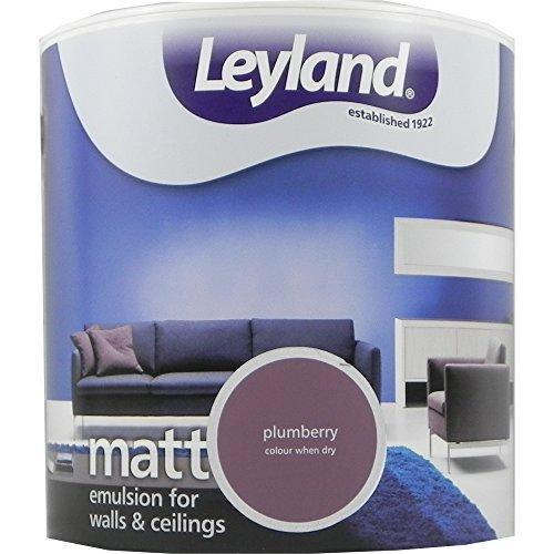 leyland-paint-water-based-interior-vinyl-matt-emulsion-plum-berry-25-litre