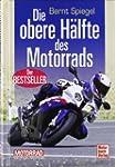 Die obere H�lfte des Motorrads