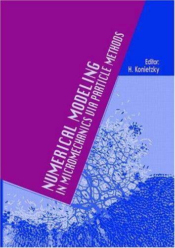 Numerical Modeling In Micromechanics Via
