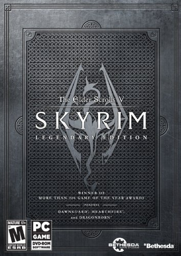 Get The Elder Scrolls V: Skyrim Legendary Edition [Online Game Code]