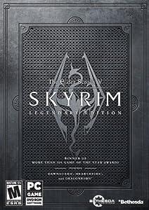 The Elder Scrolls V: Skyrim Legendary Edition [Online Game Code]