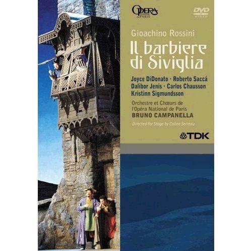 Rossini: Barbiere Di Siviglia [DVD] [2006]