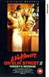 A Nightmare On Elm Street 2 - Freddy's Revenge [VHS]