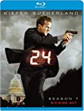 Cover art for  24: Season Seven [Blu-ray]