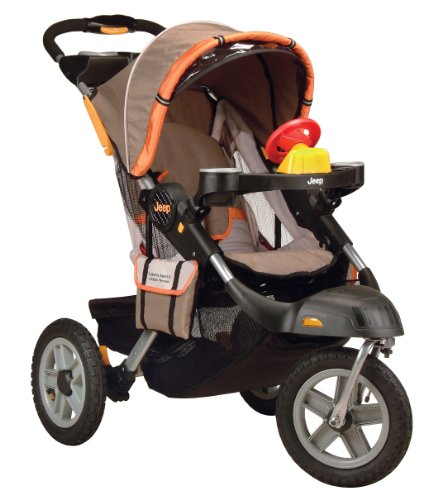 Jeep Liberty Sport X All-Terrain Stroller, Sonar