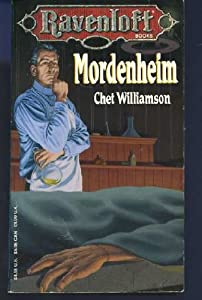 Mordenheim (Ravenloft) by Chet Williamson and Roger Loveless