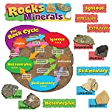 Rock & Minerals Mini Bulletin Board Set