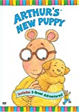 ARTHUR'S NEW PUPPY VIDEO PACKA [VHS]