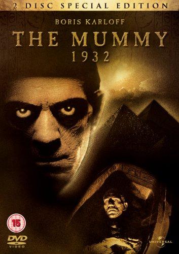 Mummy - 1932 Special Edition [Reino Unido] [DVD]