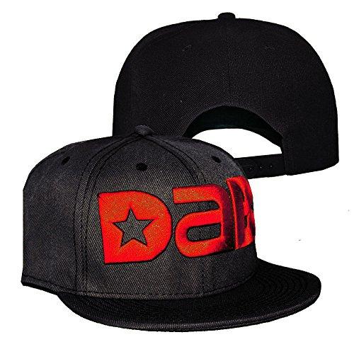 DAB-Logo-Cap-Snapback-Hat-Design-Multiple-Colors-Black-Red