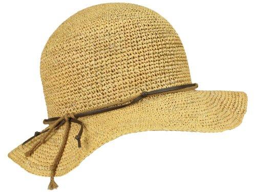 CROCHET HAVANNA Panamahut Damen Sommerhut Schlapphut von Mayser L/58-59