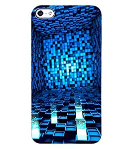 ColourCraft Creative Image Design Back Case Cover for APPLE IPHONE 4S