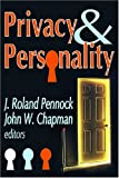img - for Privacy and Personality book / textbook / text book