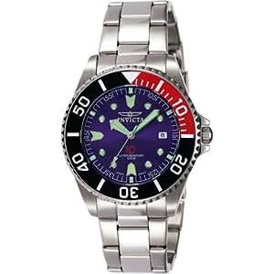 Invicta Men's 3288 10 Collection Sub Diver Red-Black Bezel Watch