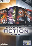 Star Trek Action Pack: Star Trek Armada 1 & 2, Star Trek Elite Force & Elite Force Expansion Pack
