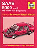 A. K. Legg Saab 9000 (4-cylinder) Service and Repair Manual (Haynes Service and Repair Manuals)