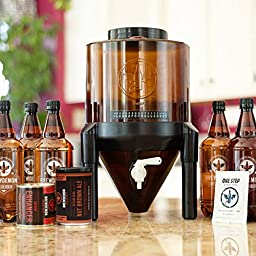 BrewDemon Devil\'s Ale Beer Kit Plus