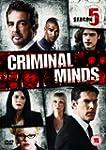 Criminal Minds - Season 5 [Import ang...