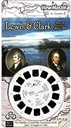 View-Master 3D 3-Reel Card Lewis   Clark Set 2