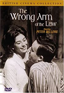 Wrong Arm of the Law - DVD
