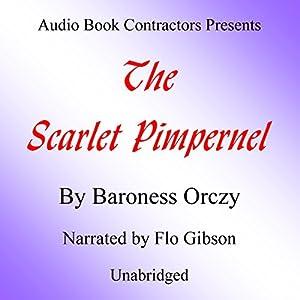 The Scarlet Pimpernel Audiobook