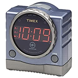 Timex T155LX Expedition Bell and Nature Sounds Alarm Clock (Discontinued by Manufacturer)