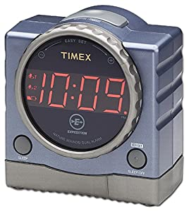 timex nature sounds alarm clock