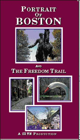 Portrait of Boston and the Freedom Trail [VHS]