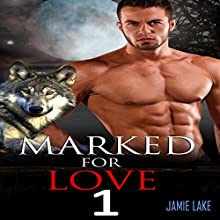 Marked for Love, Book 1 Audiobook by Jamie Lake Narrated by James Talbot
