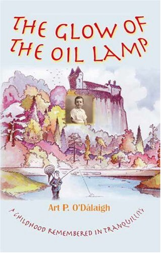La lueur de la lampe à huile