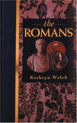 Romans, KATHRYN WELCH, ESTELLE LAZER, JONATHAN BARLOW