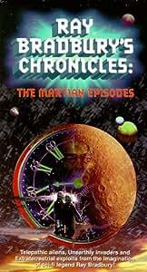 The Martian Episodes [VHS]: Ray Bradbury, Frank Whitten, Desmond Kelly