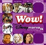 WOW!~ディズニーマニア4 プレゼンツ・ディズニーロック&ポップ!!ミュージック・アルバム